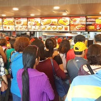 Photo taken at Jollibee by Jerome V. on 10/29/2016