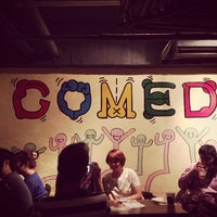 Photo taken at Comedy Club 卡米地喜劇俱樂部 by Daniel L. on 4/26/2014