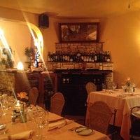 Photo taken at l'orange restaurant by Sophie A. on 8/11/2014