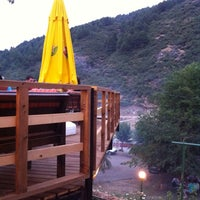7/13/2013 tarihinde Naile K.ziyaretçi tarafından Ornaz Vadi Restaurant'de çekilen fotoğraf