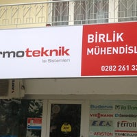 Photo taken at Birlik Mühendislik by Umay T. on 11/2/2013