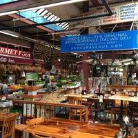 Photo taken at Arthur Avenue Retail Market by Sam P. on 6/5/2013