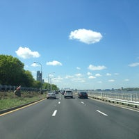 Photo taken at West Side Highway by Sam P. on 5/14/2013