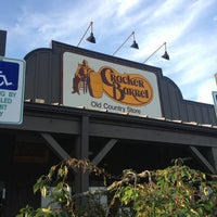 Photo taken at Cracker Barrel Old Country Store by Sam P. on 8/23/2013