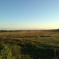 Photo taken at Трасса Пенза-Каменка by Диман К. on 8/19/2013