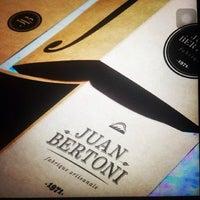 Photo taken at Juan Bertoni   fabrique artisanale by Bruno V. on 3/8/2014