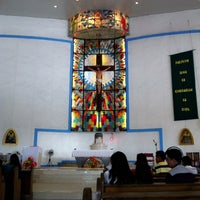 Photo taken at Our Lady Of Fatima Parish by Maryfe S. on 8/18/2013