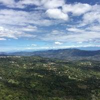 Photo taken at Ecoparque Macadamia Bosque Aventura by Christian S. on 7/7/2016