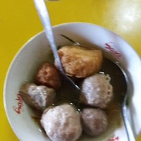 Photo taken at Bakso Eddy by Greg G. on 5/19/2017