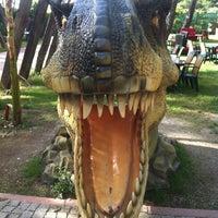 Photo taken at Dino Park by Maksim K. on 5/31/2013
