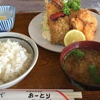Photo taken at ドライブイン おーとり by Kattuin on 4/23/2016
