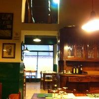 Photo taken at Trattoria Da Abele by Grazia N. on 7/10/2013