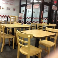 Photo taken at Five Guys by Sandy on 11/7/2012