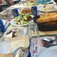 Photo taken at Eyvan Sofrası by Ezgi Y. on 7/12/2015