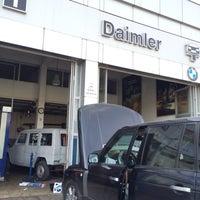 Photo taken at Daimler Özel Servis by Emrah Y. on 1/18/2014