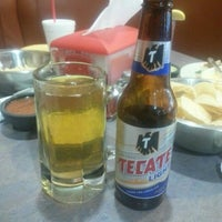 Photo taken at Moreno's Mexican Food & Bar by D S. on 10/10/2014