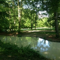 Photo taken at Englischer Garten by Eugene D. on 6/6/2013