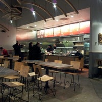 Photo taken at Chipotle Mexican Grill by Sherman G. on 1/28/2013