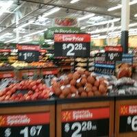 Photo taken at Walmart Supercenter by Sherman G. on 4/13/2013