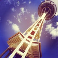 Photo taken at Seattle Center by Keith C. on 6/10/2013