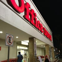 Photo taken at Office Depot by Carlos M. on 8/10/2013