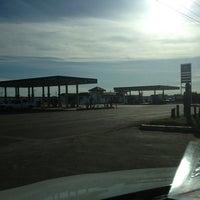 Photo taken at Gasolinera Pemex by Carlos M. on 8/26/2013