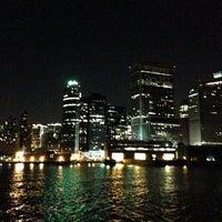 Photo taken at Circle Line Sightseeing Cruises by KaZ on 12/24/2012