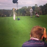 Photo taken at Heidelberg Golf Club by Isaun W. on 4/26/2013