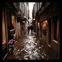 Photo taken at Calle Lunga San Barnaba by Francesco D. on 11/19/2013