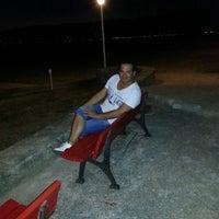 Photo taken at Denetko Plajı by T C Özgür D. on 8/19/2013