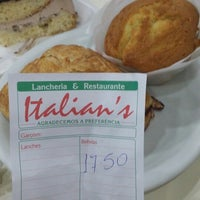 Photo taken at Italian's by Jihyun P. on 6/21/2014