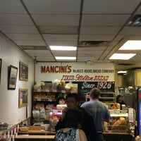 Yes Absolutely mancinis bread the strip district