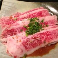 Photo taken at 焼肉829 by Satoru S. on 1/6/2013