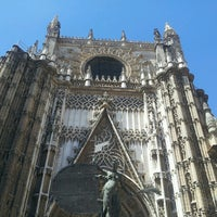 Foto tomada en Catedral de Sevilla por Fernando G. el 5/27/2013