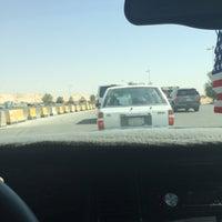 Photo taken at محطة الفحص الدوري للسيارات by A7mad k. on 7/20/2014