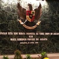 Photo taken at Balai Agung by Naufal al idrus P. on 4/12/2013