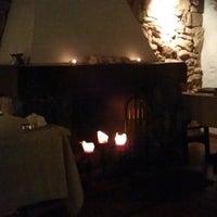 Photo taken at Restaurante La Sabina by Francisco José P. on 7/30/2013