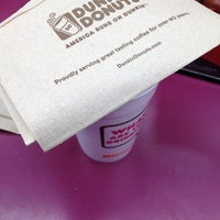 Photo taken at Dunkin' Donuts/ Baskin (31) Robbins by Oscar A. on 10/9/2012