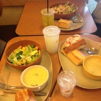 Photo taken at Panera Bread by Jackie R. on 6/17/2013