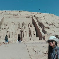 Photo taken at Temple of Ramses by Mari Z. on 7/22/2016