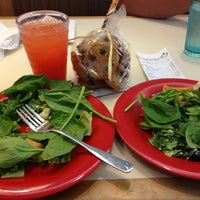 Photo taken at Souplantation by Joanne P. on 6/26/2013