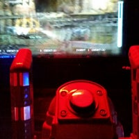 Photo taken at Main Event Entertainment by Tamara G. on 10/11/2014