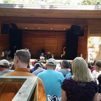 Photo taken at Duck Ampitheater by Jason B. on 7/2/2014