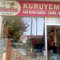 Photo taken at Nefis Kuruyemiş by Muhammd Y. on 7/27/2013