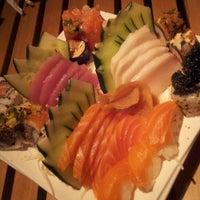 Photo taken at Zeni Sushi by Keilinha M. on 6/23/2013