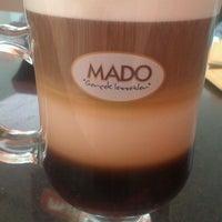 5/26/2013 tarihinde Aykut A.ziyaretçi tarafından Mado Cafe, Family Mall'de çekilen fotoğraf