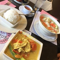 Photo taken at Panya Thai Kitchen by Leilani L. on 3/22/2017