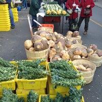 Photo taken at Milton Farmer's Market by Randy M. on 10/6/2012