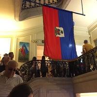 Photo taken at Embassy of Haiti by Sharlene J. on 5/2/2015
