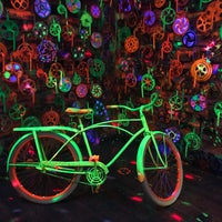 Photo taken at Bicycle Heaven by Adam C. on 7/5/2017